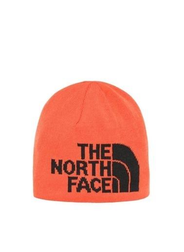 The North Face Highline Bere Siyah/Kırmızı Renkli